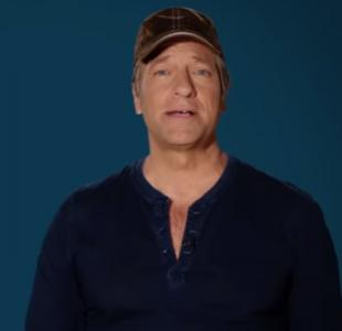 We all love Mike Rowe and he wants you to stop following your passion. (Deseret Photo)