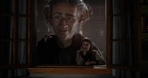 "Disney's ""The BFG"" is the imaginative story of a young girl named Sophie (Ruby Barnhill) and the Big Friendly Giant (Oscar winner Mark Rylance) who introduces her to the wonders and perils of Giant Country. (Deseret Photo)"