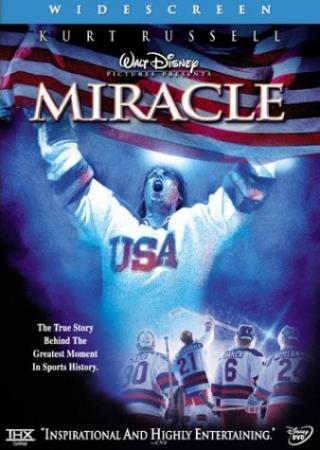 "In ""Miracle"" the U.S. hockey team's victory over the Soviet team ""inspired a renewed spirit of confidence and hope in Americans in 1980."" (Deseret Photo)"