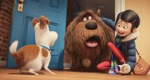 IMAGES: 'Secret Life of Pets' is more or less your standard talking animal movie