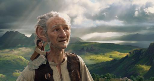 "In Disney's fantasy-adventure ""The BFG,"" directed by Steven Spielberg and based on Roald Dahl's beloved classic, a precocious 10-year-old named Sophie (Ruby Barnhill) befriends the BFG (Oscar winner Mark Rylance), a Big Friendly Giant from Giant Country. (Deseret Photo)"