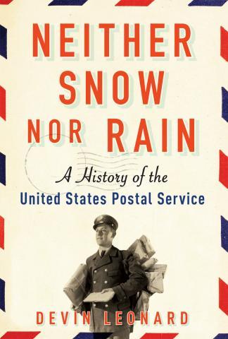 """Neither Snow Nor Rain"" is by Devin Leonard. (Deseret Photo)"