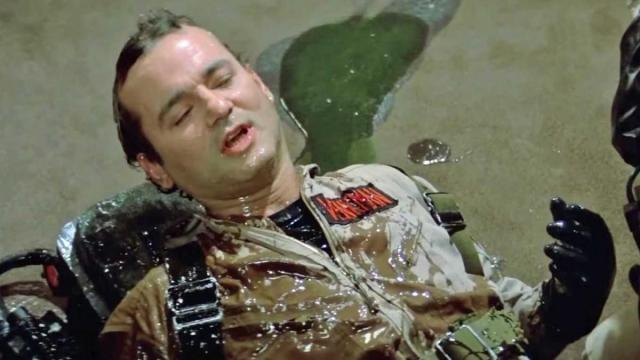 """He slimed me,"" BIll Murray exclaims in the 1984 original ""Ghostbusters."" (Deseret Photo)"