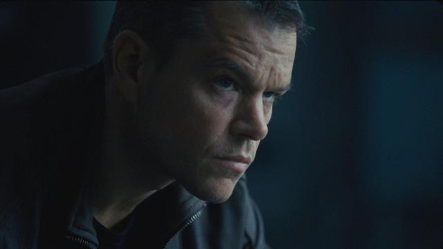 Matt Damon in Jason Bourne (2016) (Deseret Photo)