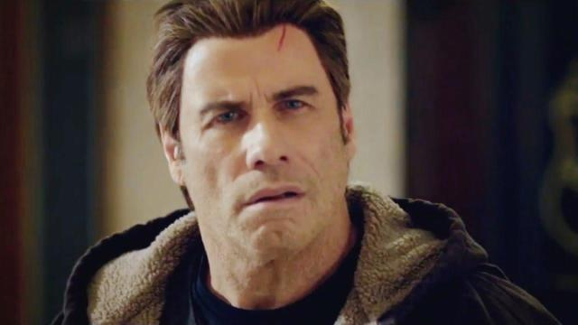 """John Travolta stars as a vengeful former Black Ops agent in """"I Am Wrath,"""" which went straight to video. (Deseret Photo)"""