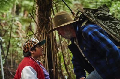 "Ricky (Julian Dennison) and Hec (Sam Neill) are the stars of ""Hunt for the Wilderpeople."" (Deseret Photo)"
