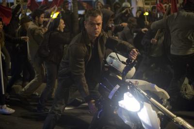 "Matt Damon returns to his most iconic role in ""Jason Bourne."" (Deseret Photo)"