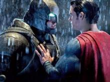 """Batman (Ben Affleck), left, and Superman (Henry Cavill) prepare for their climactic throwdown in """"Batman v Superman: Dawn of Justice,"""" now on Blu-ray and DVD. (Deseret Photo)"""
