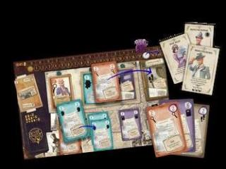 A look at the cards and components in the game Beyond Bakerstreet. (Deseret Photo)