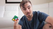 IMAGE: Have You Seen This? Solving a Rubik's Cube