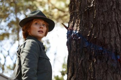 "Bryce Dallas Howard is Grace in Disney's ""Pete's Dragon,"" the adventure of a boy named Pete and his best friend Elliot, who just happens to be a dragon. (Deseret Photo)"