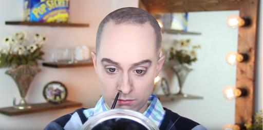 It's amazing what a talented make-up artist can do. And let's be honest, who doesn't want more Buster Bluth in their life? (Deseret Photo)