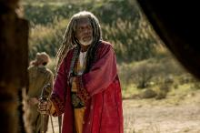 "Morgan Freeman plays Ilderim in ""Ben-Hur."" (Deseret Photo)"