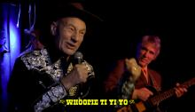 Sir Patrick Stewart performs a series of cowboy songs in a video on pstewsings.com. The proceeds from the sale of the album go to the International Rescue Committee, a refugee relief agency. (Deseret Photo)