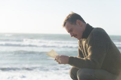 "Michael Fassbender stars as Tom Sherbourne in ""The Light Between Oceans."" (Deseret Photo)"