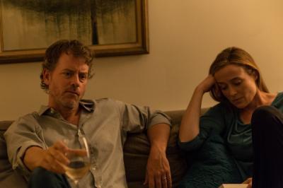 """Greg Kinnear and Jennifer Ehle in """"Little Men."""" (Deseret Photo)"""