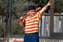 "Patrick Renna is Hamilton ""Ham"" Porter in ""The Sandlot."" (Deseret Photo)"