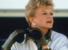 "Angela Lansbury, most famous for playing an American mystery writer in the TV series ""Murder, She Wrote,"" is British-born. (Deseret Photo)"