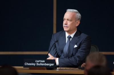 "Tom Hanks is Chesley ""Sully"" Sullenberger in ""Sully."" (Deseret Photo)"