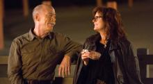 "J.J. Simmons and Susan Sarandon star in ""The Meddler,"" a comedy-drama now on Blu-ray and DVD. (Deseret Photo)"