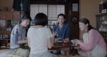"Kaho, left, as Chika Koda, Suzu Hirose as Suzu Asano, Haruka Ayase as Sachi Koda and Masami Nagasawa as Yoshino Koda in ""Our Little Sister."" (Deseret Photo)"
