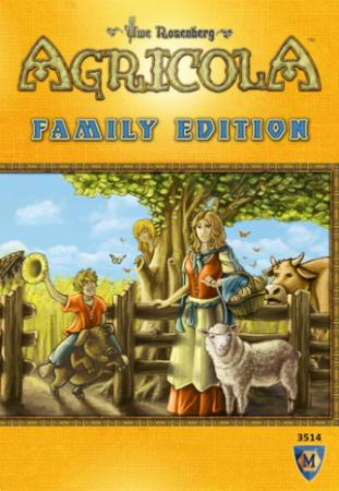 In Agricola, you're a farmer in a wooden shack with your spouse and little else. On a turn, you get to take only two actions, one for you and one for the spouse, from all the possibilities you'll find on a farm: collecting resources, building meadows, and so on. You might think about having kids to get more work accomplished, but first you need to expand your house. And what are you going to feed the kids? (Deseret Photo)
