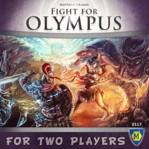 In Fight for Olympus, two players battle for control of Olympus by pitting demigods, titans and soldiers against one another. (Deseret Photo)