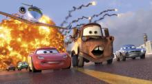 IMAGES: Five for Families: Cars movies for the family