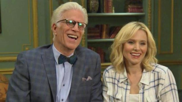 'The Good Place' stars have chemistry on and off screen
