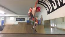 IMAGE: Have You Seen This? 8-year-old skateboarder shreds