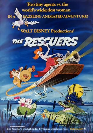 """The Rescuers"" (Deseret Photo)"