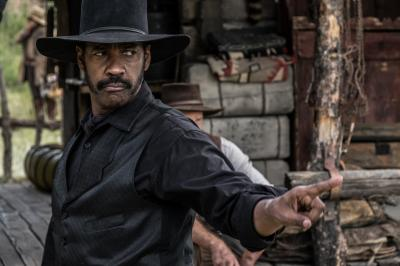 Denzel Washington stars in Columbia Pictures' THE MAGNIFICENT SEVEN. (Deseret Photo)