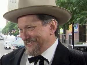 Bluegrass guitarist Jerry Douglas