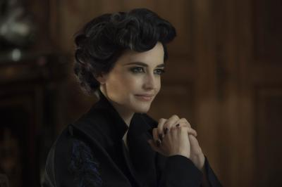 "Eva Green portrays Miss Peregrine, who oversees a magical place that is threatened by powerful enemies, in ""Miss Peregrine's Home for Peculiar Children."" (Deseret Photo)"