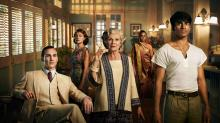 "Julie Walters, center, leads the ensemble cast of the British TV series ""Indian Summers."" The second and final season is now on Blu-ray and DVD. (Deseret Photo)"