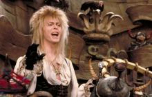 """David Bowie is the Goblin King in Jim Henson's """"Labyrinth"""" (1986), newly released in a 30th anniversary Blu-ray edition. (Deseret Photo)"""