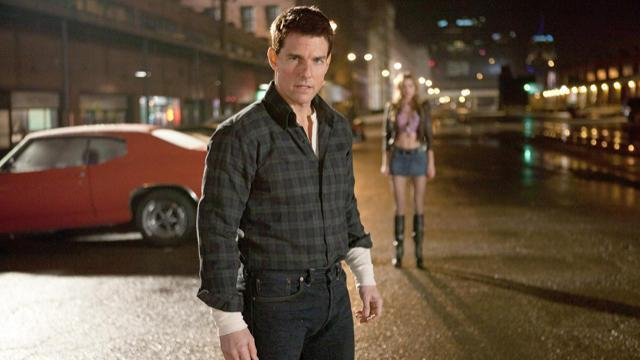 """Jack Reacher: Never Go Back"" opens Oct. 21, starring Tom Cruise. The sequel came about because the first Reacher film did well in overseas theaters. (Deseret Photo)"