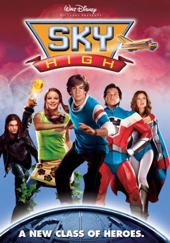 """""""Sky High"""" follows the story of Will Stronghold, who gets sent to high school to train to be a superhero. (Deseret Photo)"""