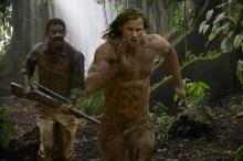 "Samuel L. Jackson, left, and Alexander Skarsgård star in ""The Legend of Tarzan,"" now on Blu-ray and DVD. (Deseret Photo)"