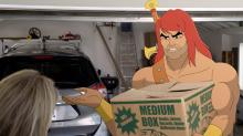 IMAGES: 'Son of Zorn' suffers from the 'Coneheads' curse