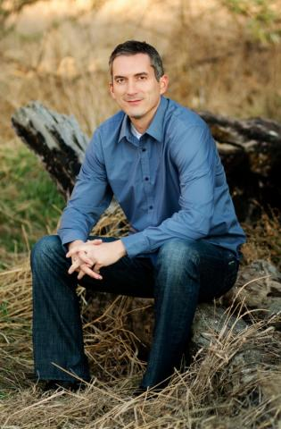 "James Dashner is the author of ""The Fever Code,"" a prequel in the Maze Runner series. (Deseret Photo)"