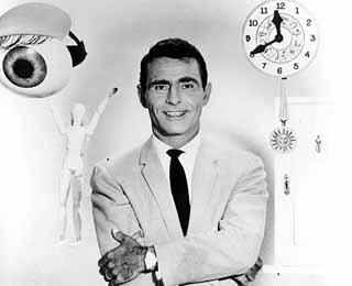 "Rod Serling was the mastermind behind the classic TV series ""The Twilight Zone"" (1959-64), which is now available in several DVD and Blu-ray configurations. (Deseret Photo)"