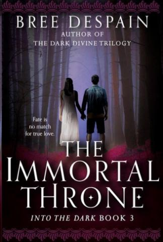 """The Immortal Throne"" is the third book in Bree Despain's Into the Dark trilogy. (Deseret Photo)"