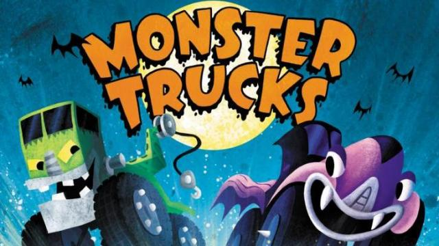 """Monster Trucks"" was written by Anika Denise. (Deseret Photo)"