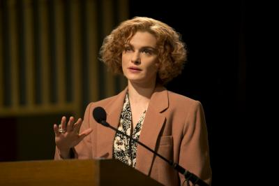 "Rachel Weisz stars as acclaimed writer and historian Deborah E. Lipstadt in ""Denial."" (Deseret Photo)"