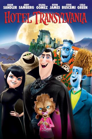 """Hotel Transylvania"" (Deseret Photo)"