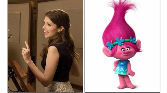 "Anna Kendrick is the voice of Poppy in ""Trolls."" (Deseret Photo)"
