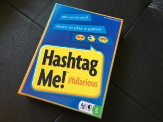 Hashtag Me! is a game about storytelling and creativity. Try to provide the best hashtags while another player tells a story. It's fun and crazy #hilarious. (Deseret Photo)