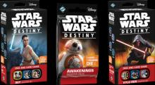 IMAGES: Game review: Star Wars Destiny: Dice, cards and the force make exciting new gameplay