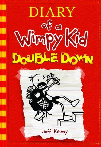 """Diary of a Wimpy Kid: Double Down"" is written by Jeff Kinney. (Deseret Photo)"